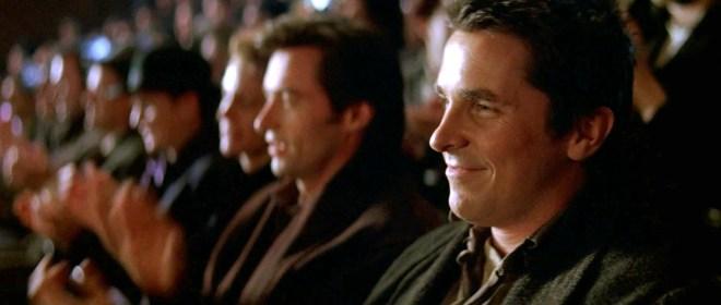 The Prestige Hugh Jackman and Christian Bale