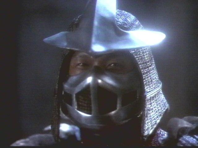 Shredder In The Teenage Mutant Ninja Turtles 1990 Movie Lyles