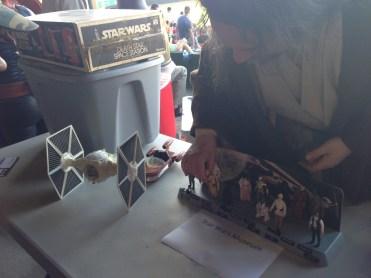 Star Wars Night - Jedi's Star Wars figure collection