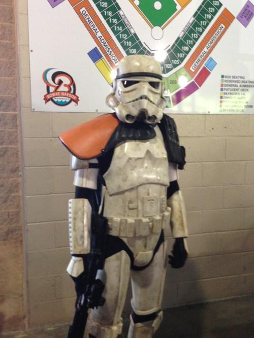 Star Wars Night - Sandtrooper