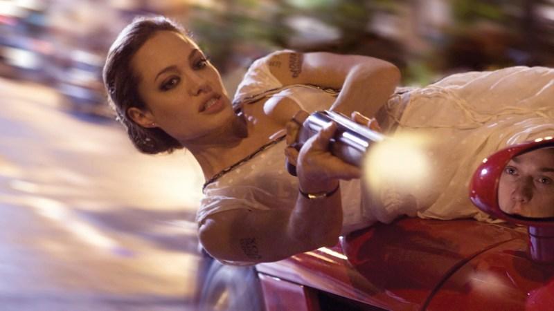 Wanted-movie Angelina Jolie