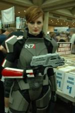 Baltimore Comic Con 2013 - Col. Shephard