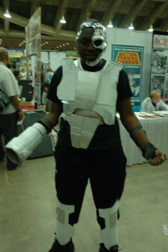 Baltimore Comic Con 2013 - Cyborg
