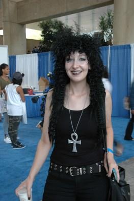 Baltimore Comic Con 2013 - Death