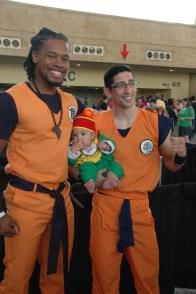 Baltimore Comic Con 2013 - Dragonball Z Guoku 2