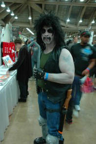 Baltimore Comic Con 2013 - Lobo