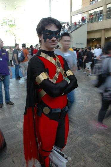Baltimore Comic Con 2013 - Red Robin