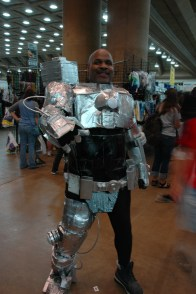 Baltimore Comic Con 2013 - Steel2