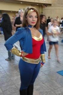 Baltimore Comic Con 2013 - Wonder Woman 52