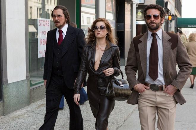 Christian Bale;Amy Adams;Bradley Cooper