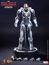 Hot Toys Iron Man 3 Starboost figure - accessories
