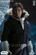 Sideshow Toys Captain Han Solo Hoth standing