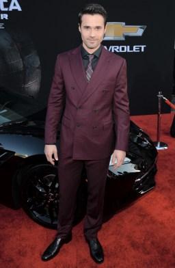 Alberto E. Rodriguez/Getty Images Actor Brett Dalton