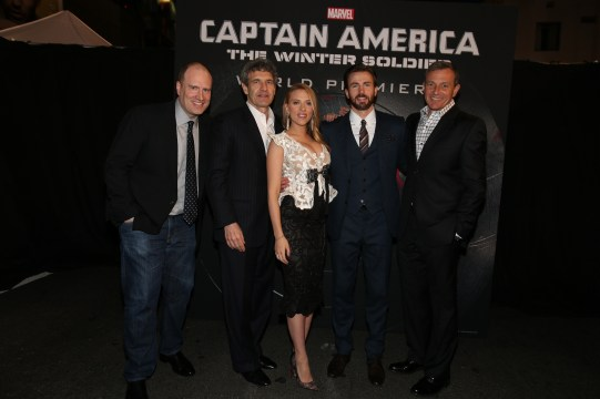 captain-america-the-winter-soldier-hollywood-premiere-kevin-feige-russo-brothers-scarlett-johansson-chris-evans