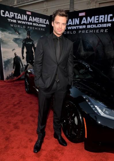 Alberto E. Rodriguez/Getty Images Sebastian Stan