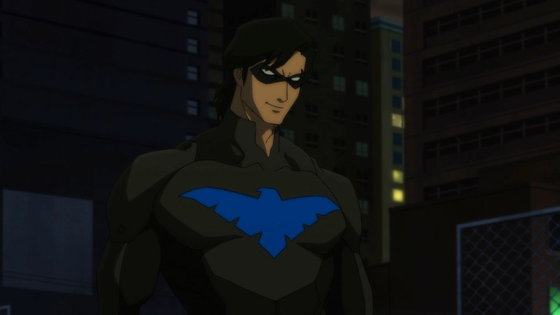 Son of Batman - Nightwing 01