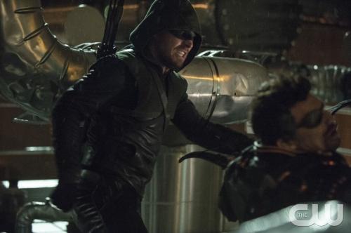 Arrow Unthinkable