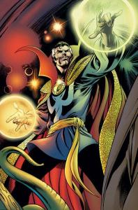 doctor strange marvel comics