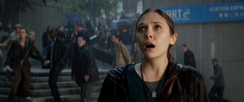 Warner Bros. Pictures Elizabeth Olsen as Elle Brody.