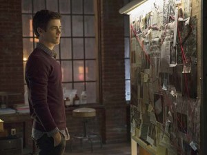 Jack Rowand/The CW Grant Gustin as Barry Allen