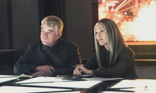 Lionsgate Philip Seymour Hoffman and Julianne Moore