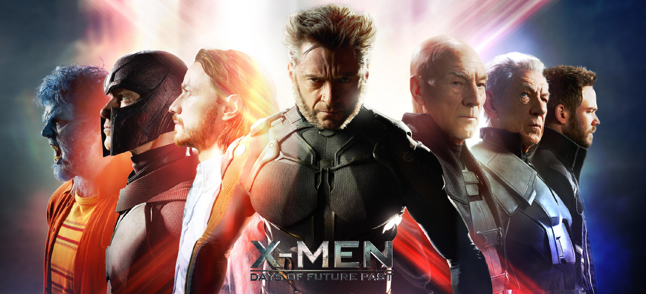 Image result for days of future past banner