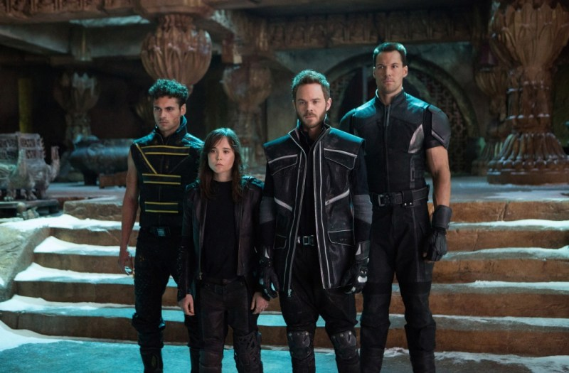 x-men-days-of-future-past-Sunspot, Kitty Pryde, Iceman and Colossus_rgb