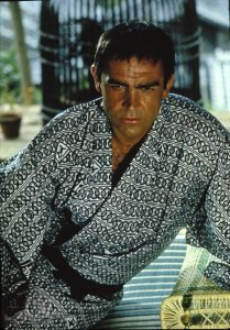 You Only Live Twice - Sean Connery as 007 James Bond-san
