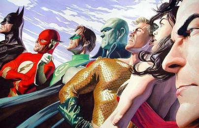 Alex Ross Justice League2