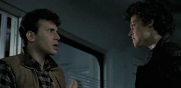 Aliens Burke bad call Ripley