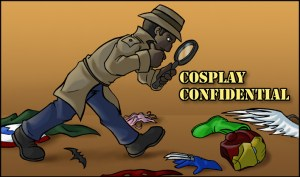 Cosplay Confidential logo