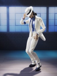 SH Figuarts Michael Jackson - Smooth Criminal figure hat down