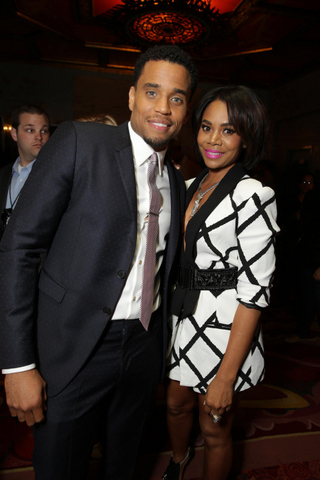SPE, Inc./Eric Charbonneau Michael Ealy and Regina Hall