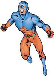 dc comics atom - ray palmer