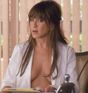 Jennifer Aniston in Horrible Bosses