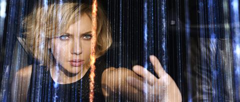 "Universal Pictures Scarlett Johansson in ""Lucy."""
