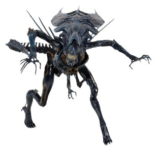NECA-Alien_Queen figure FRONT