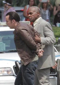 Nicolas Cage and Danny Glover in Rage