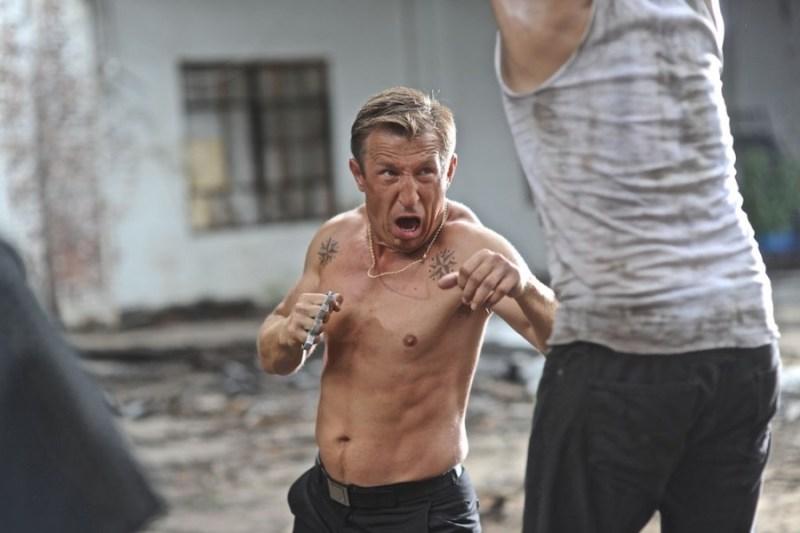 Rage - Pasha D. Lychnikoff stars as Chernov