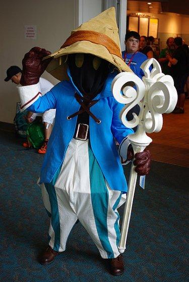 SDCC2014 cosplay - Final Fantasy