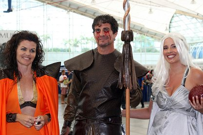 SDCC2014 cosplay - Game of Thrones cosplay