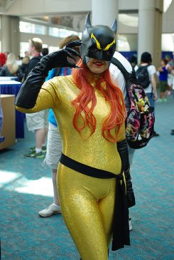 SDCC2014 cosplay - Hellcat