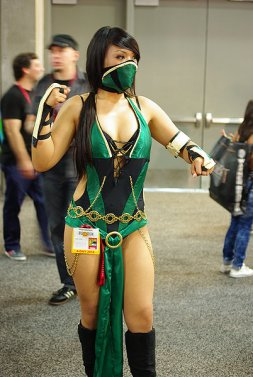 SDCC2014 cosplay -Jade