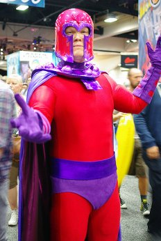 SDCC2014 cosplay - Magento