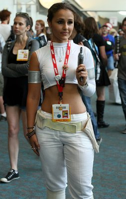 SDCC2014 cosplay - Padme