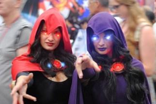SDCC2014 cosplay - ravens
