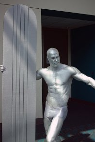 SDCC2014 cosplay - Silver Surfer