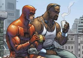 dardevil and luke cage
