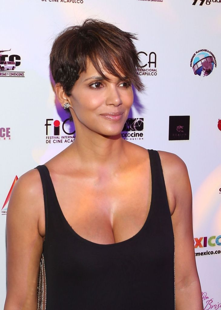 halle berry hot 2014