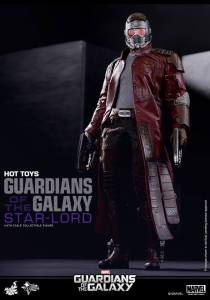 Hot Toys Guardians of the Galaxy - Star Lord vertical